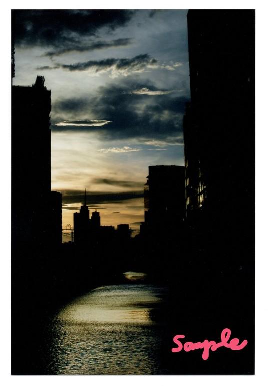 Eu_ion 東京 風景ポストカード