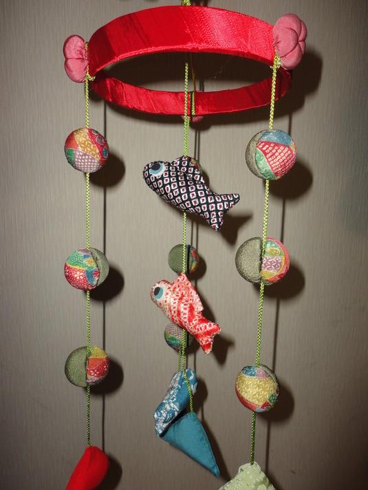 吊るし飾り 鯉のぼり