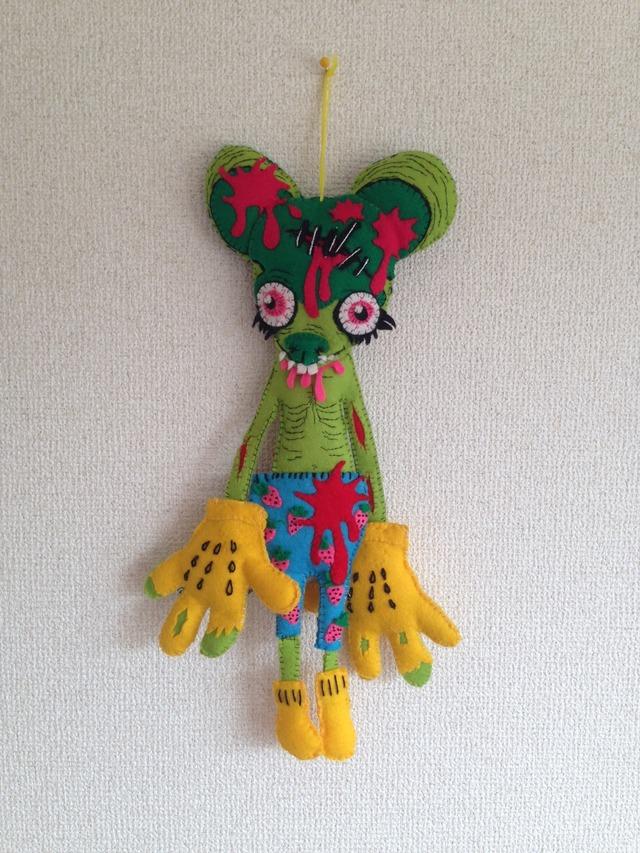 ゾンビマウス01
