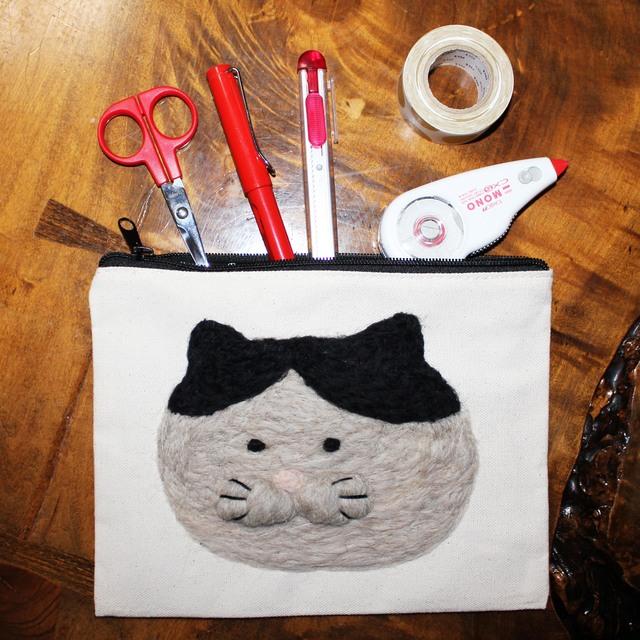 猫 ポーチ