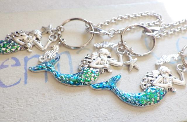 ?再販?Swimming Mermaid  人魚のキーチ...