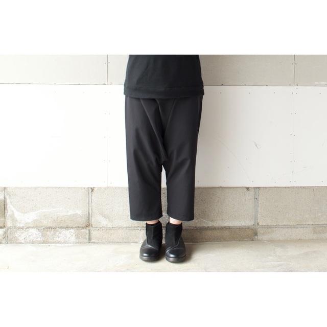 【S~M】RAISED  FABRIC SARROUEL PANTS ...