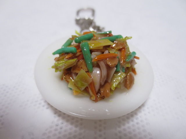 ☆たっぷり野菜炒めプレート!☆