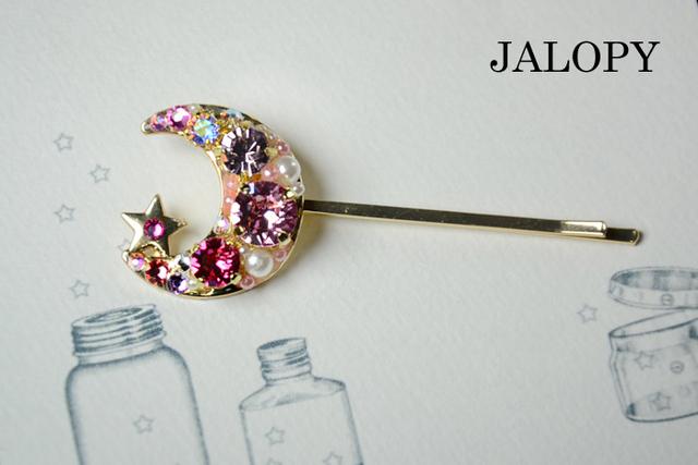 宝石星のヘアピン-オトメムーン-