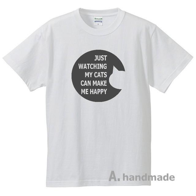 猫名言Tシャツ 150〜XL