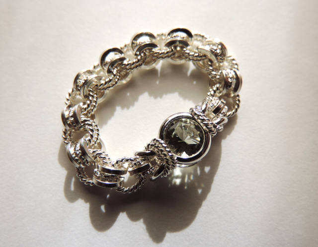 『 Relish ( inner ) 』Ring by SV925