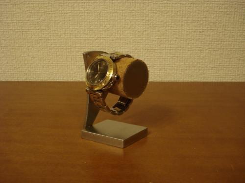 平行四辺形台座1本掛け腕時計スタンド...