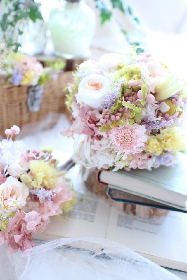 wedding bouquet #104 [ブーケ×ブライ...
