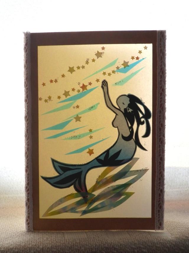 金魚姫 ・・・星