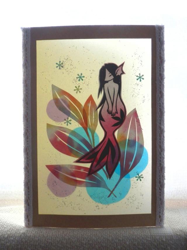 金魚姫・・・茜