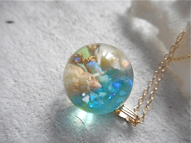 Seascape Necklace N
