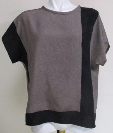 着物リメイク 小紋の着物で作ったプル...