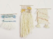 Woven Wall Hanging-空色-009