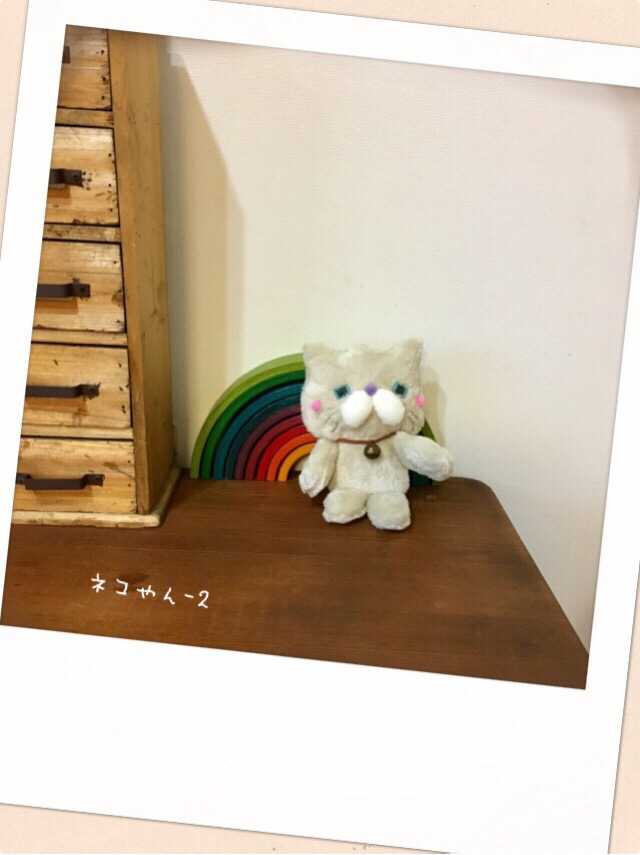 ネコやん-2(鈴付き)