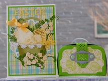 Easter Card & Kingcross Case