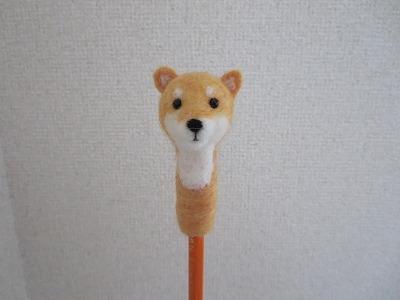 柴犬ペンキャップ