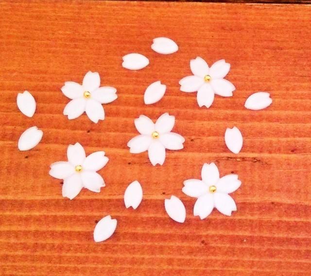 桜・花びらパーツセット
