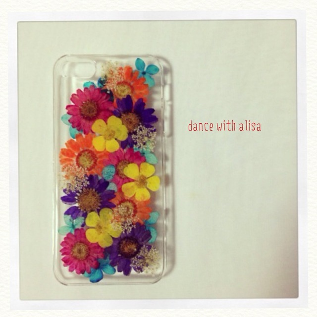 iPhoneケース《takara-bako》