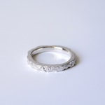 Malaise stone ring 1 (SILVER)