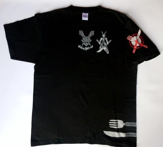 デビルラビッツTシャツ(ビジターカラー)