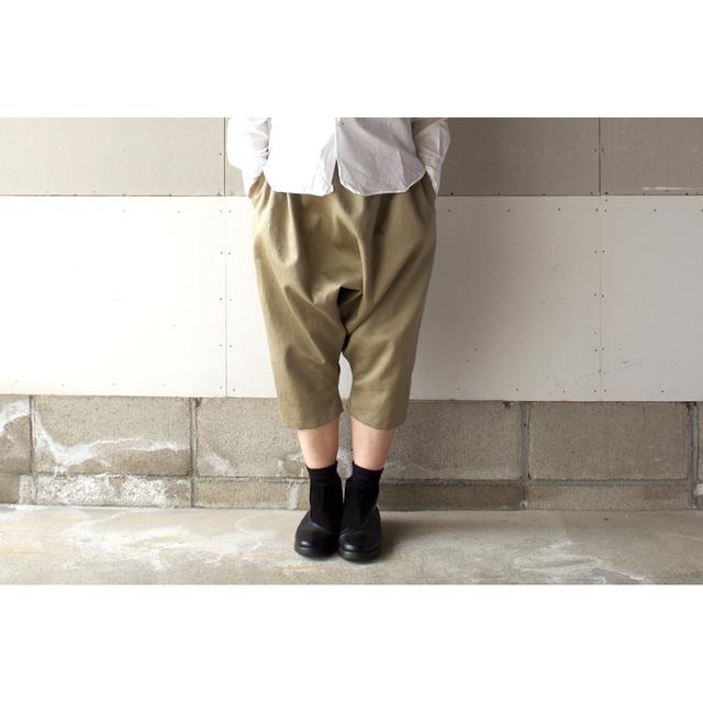 SARROUEL PANTS CHINOS BEIGE【S~M】
