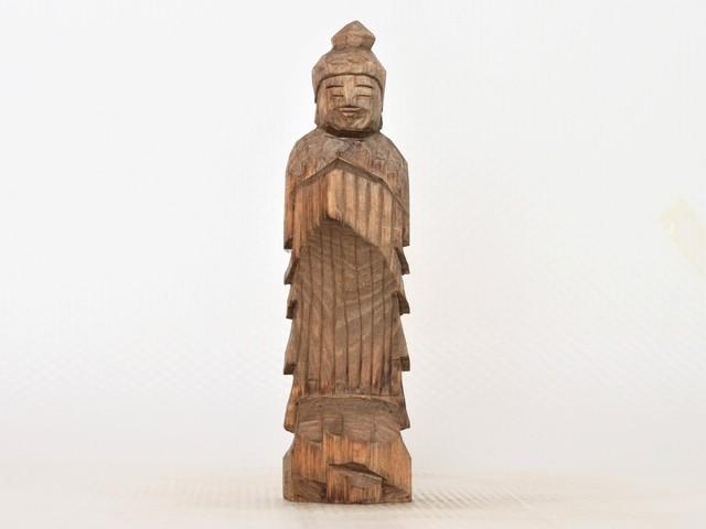 円空仏 摸刻:観音菩薩(高さ:22センチ...