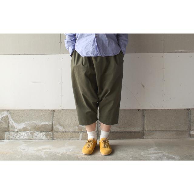 SARROUEL PANTS CHINOS OLIVE【M~L】