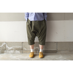 SARROUEL PANTS CHINOS OLIVE【S~M】