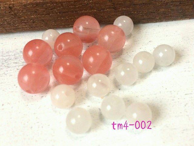 tm4-002\t天然石ミックス(4)\tラウン...