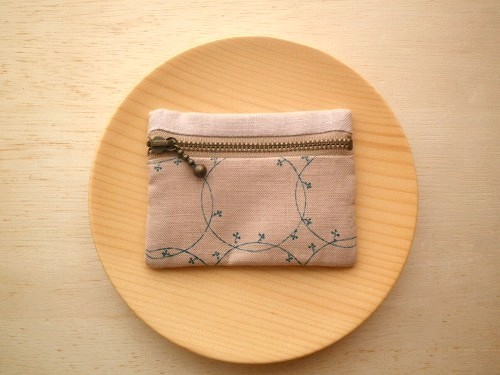 coin pouch (pink)