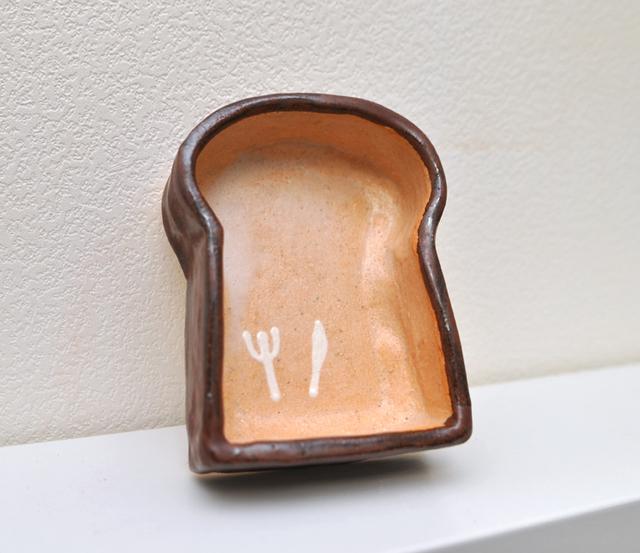食パン型のプチ土鍋 「for クリームブリ...