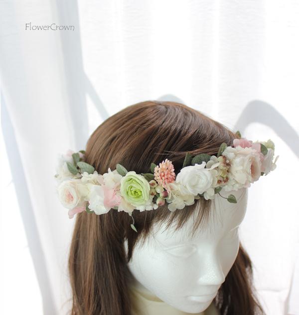 花かんむり +プリザーブド+ #09#
