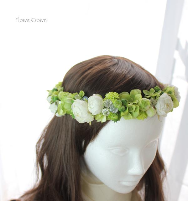 花かんむり +ホワイト+ #33#