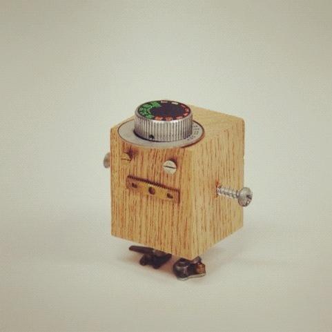 Resurrectio Robot S/N 0012