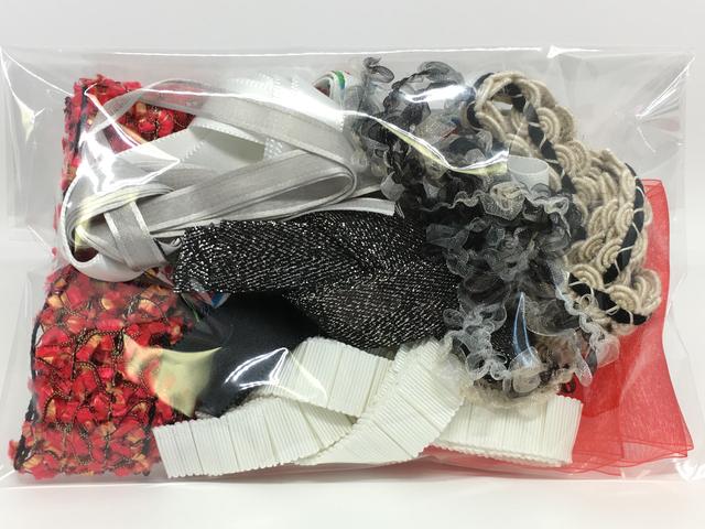 木馬リボンの福袋(各1m×10本入り)<赤/...