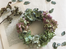 春色 mini wreath R-112-3
