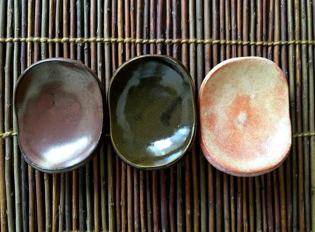 ★和風3姉妹豆皿★個別包装できます!
