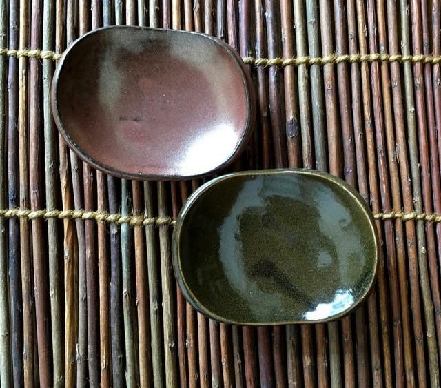 ★艶色豆皿
