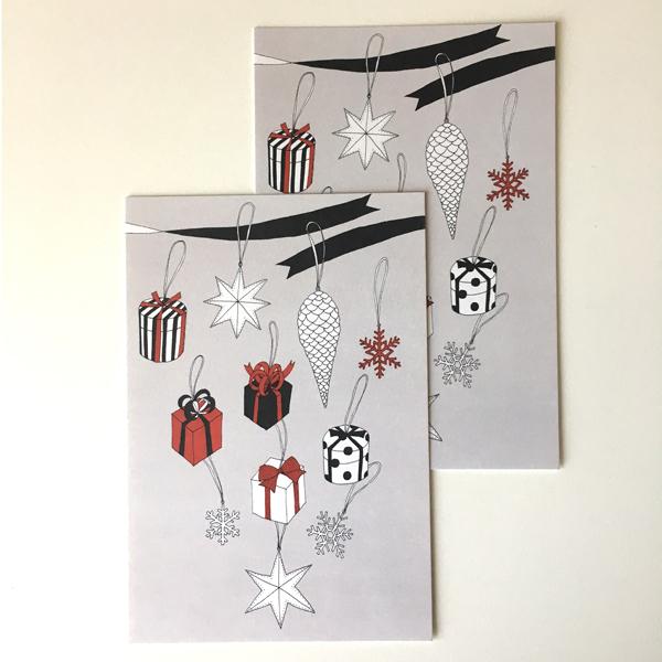 ポストカード(ornament)