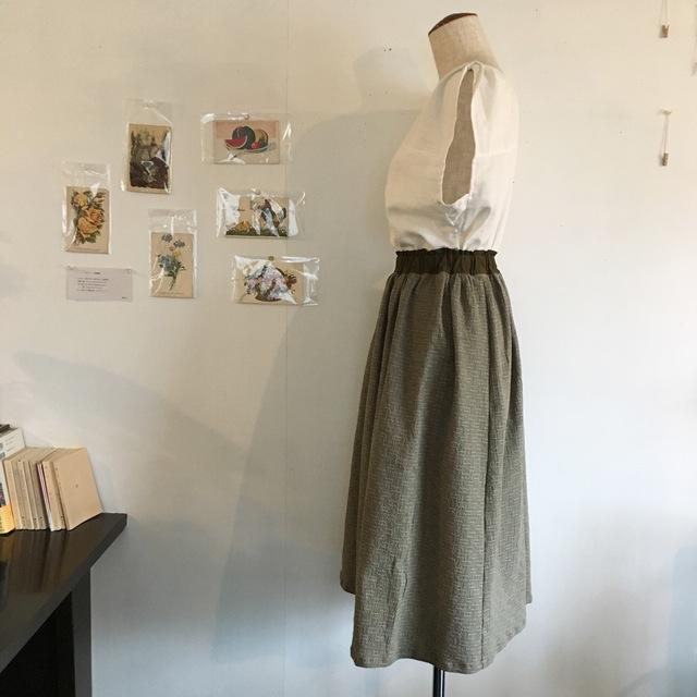 ふわふわ柔らか☆スカート(O-sc-005)