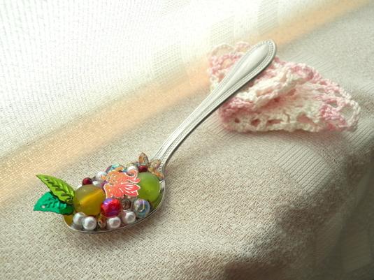 妖精の眠る匙