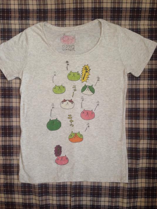 猫地獄Tシャツ