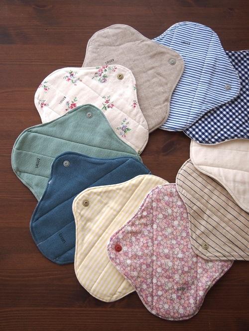 優しい布ナプキン 10枚セット002