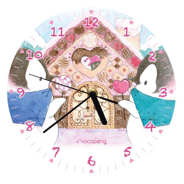 壁掛け時計 ヘンゼルとグレーテル