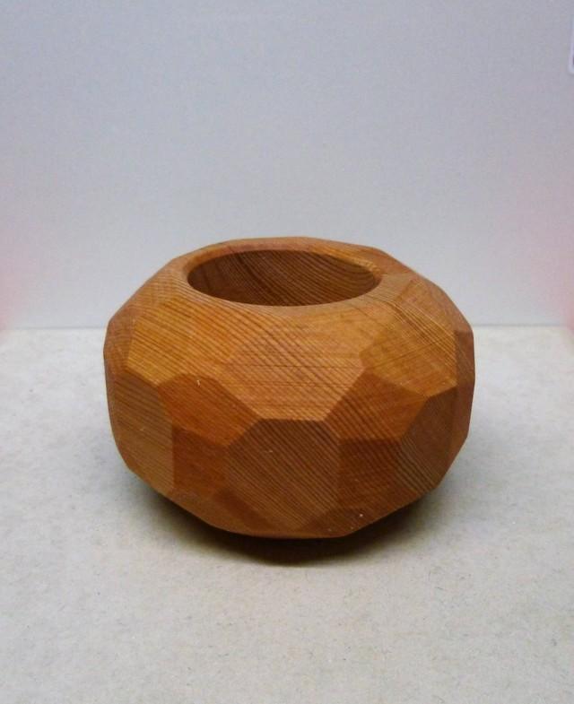 木のプランター
