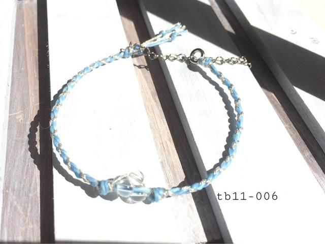 tb11-006\t天然石ブレス?\tコードカラー...