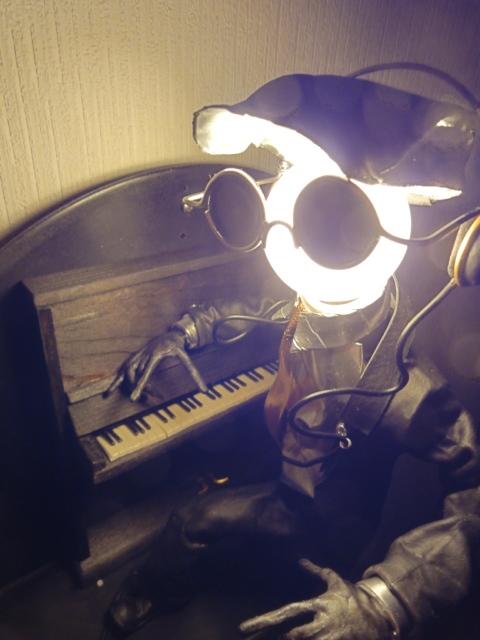 jazz・・・レコード盤ライト Lサイズ ...