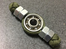 Paracord Hand Spinner N4 olive drab