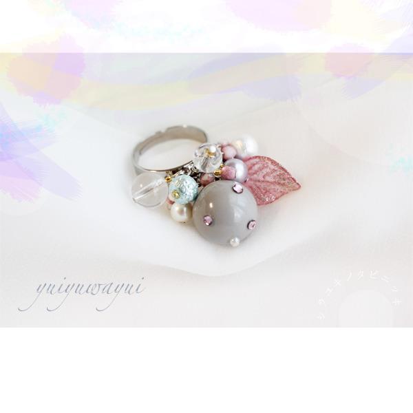 シラユキノタビニッキの指輪*(5)