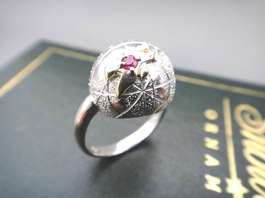 指輪「平和」